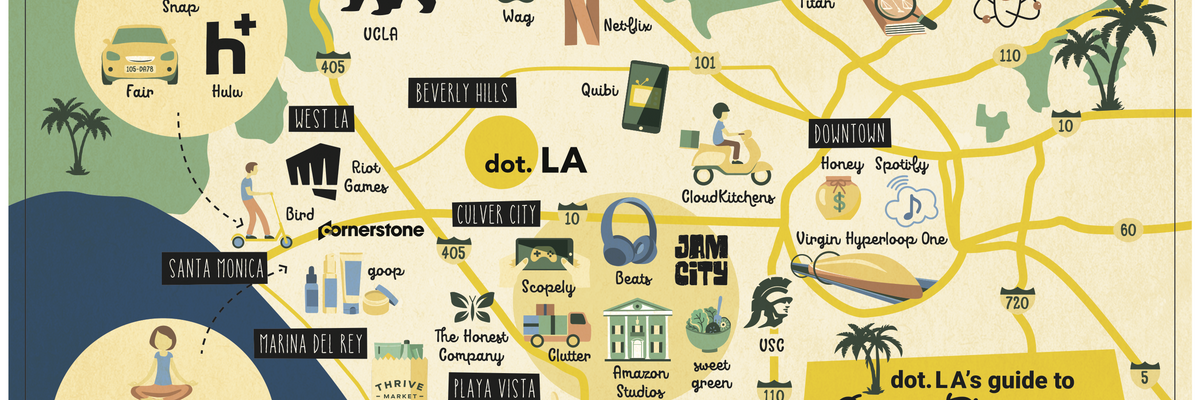 Local Venture Funding Is Growing, but Not the Share Funding LA Startups