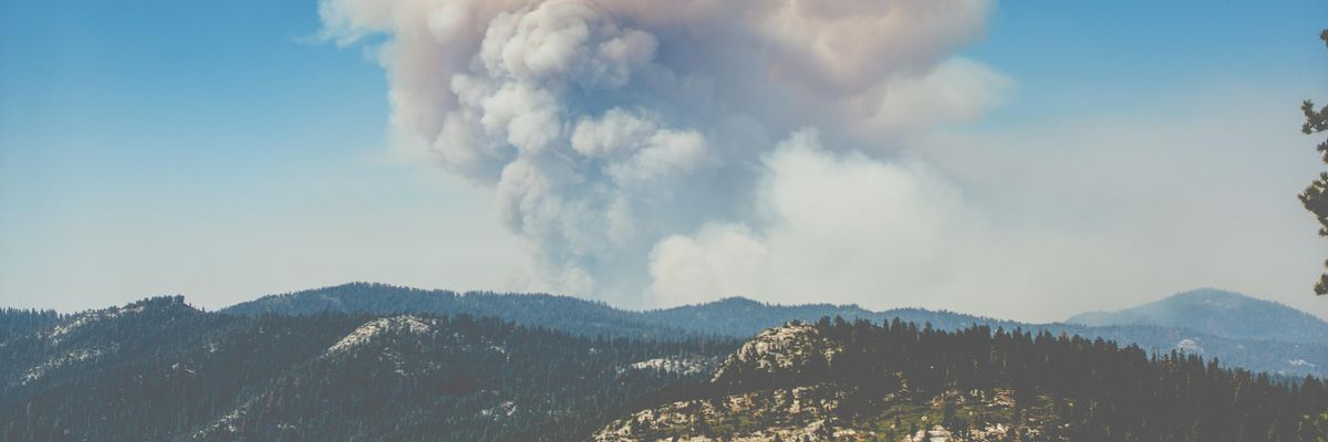 As California Wildfires Wear On, Firefighters Look to KSI's Drones for Help