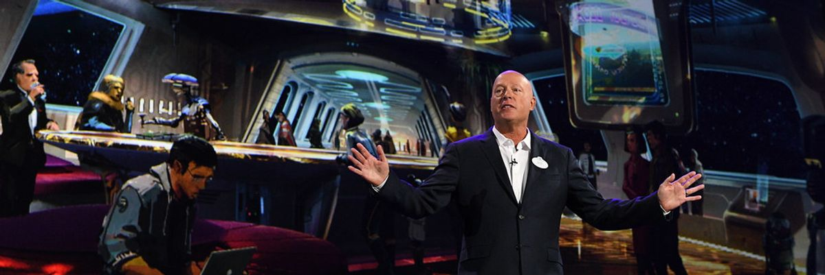 Disney Names Bob Chapek New CEO