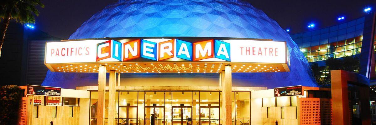 Cinerama Theater