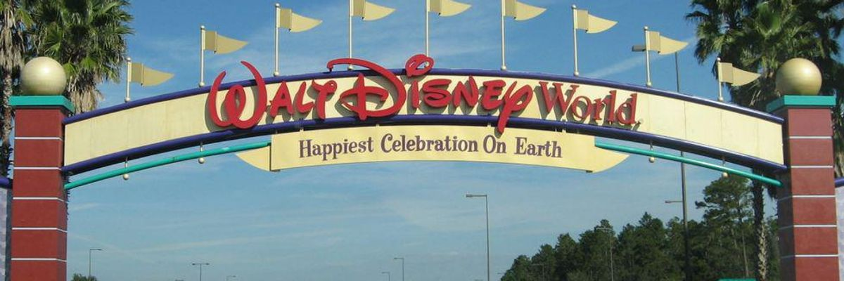 Disney, Walmart Join Local Governments in Requiring Worker Vaccinations