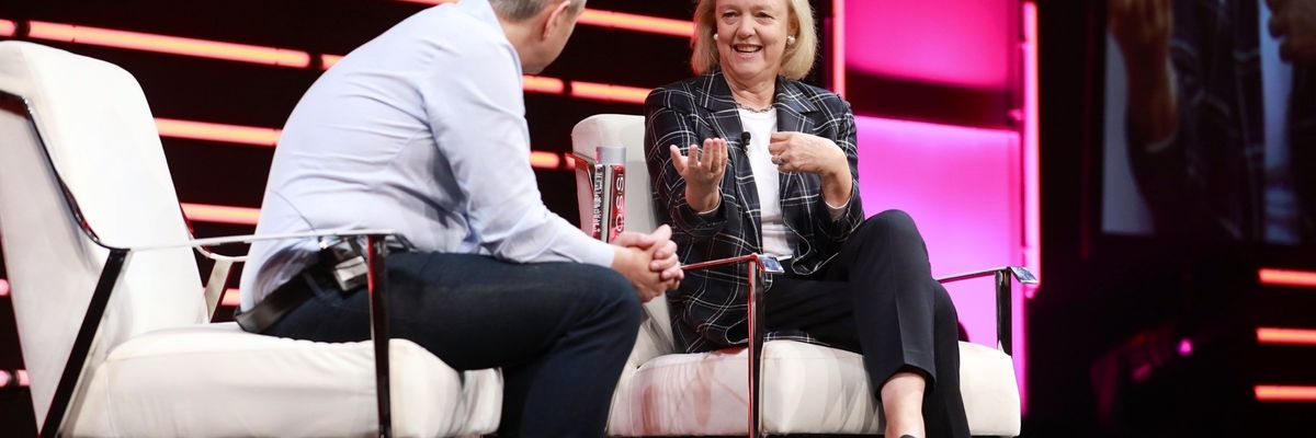 Meg Whitman Defends Quibi's $1.4 Billion Investment as 'A Big Bet'