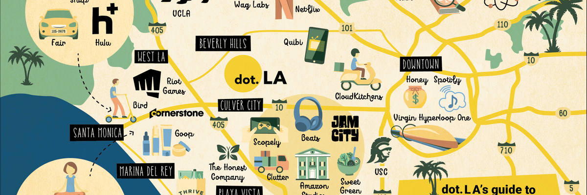 State of Play: Four Questions That Will Shape L.A.'s Tech Scene