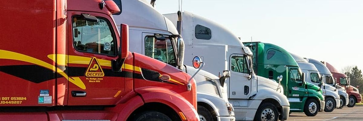 Next Trucking Lays Off 20% of Workforce, Reversing Fast Growth