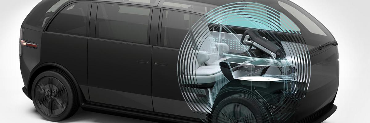 Hyundai Taps Electric Car Startup Canoo for Design Work
