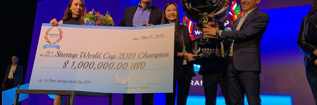 Pepperdine Hosts the Startup World Cup — and its $1M Prize