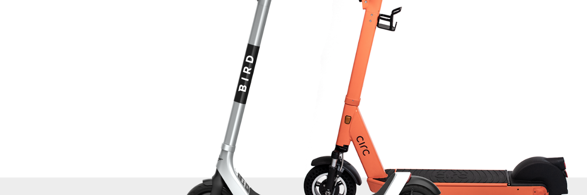 Bird Acquires European e-Scooter Company Circ, Raises $75 Million More