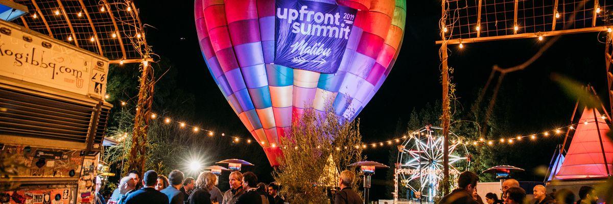 Upfront Summit: Steve Ballmer, Meg Whitman, and Even Paris Hilton