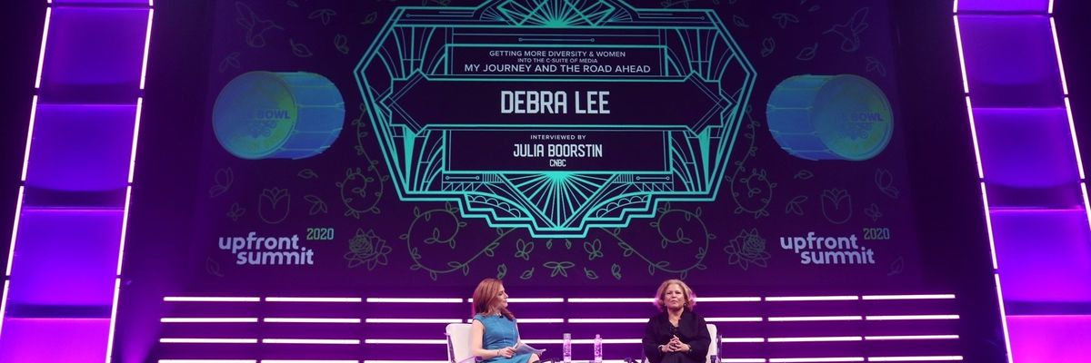 BET's Debra Lee Considering a Fund for Women, People of Color in Tech