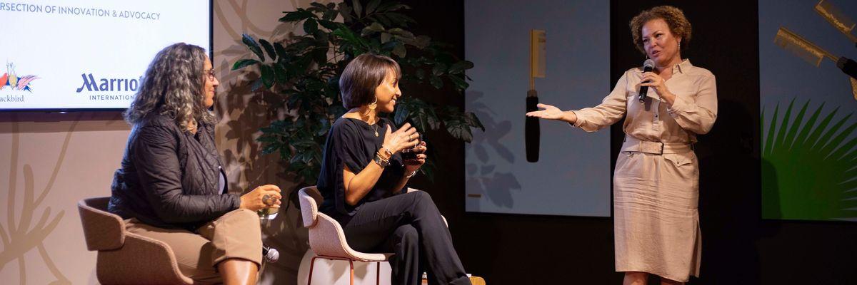 Debra Lee Leans Into Project to Help Black Women Founders, Funders