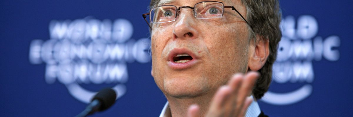 Bill Gates Warns That Coronavirus Impact Could Be 'Very, Very Dramatic'