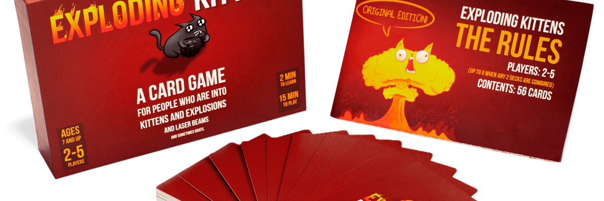 'Every Time You Solve One Problem, There's Another Three For You': Exploding Kittens' Quest to Stay Ahead of Coronavirus