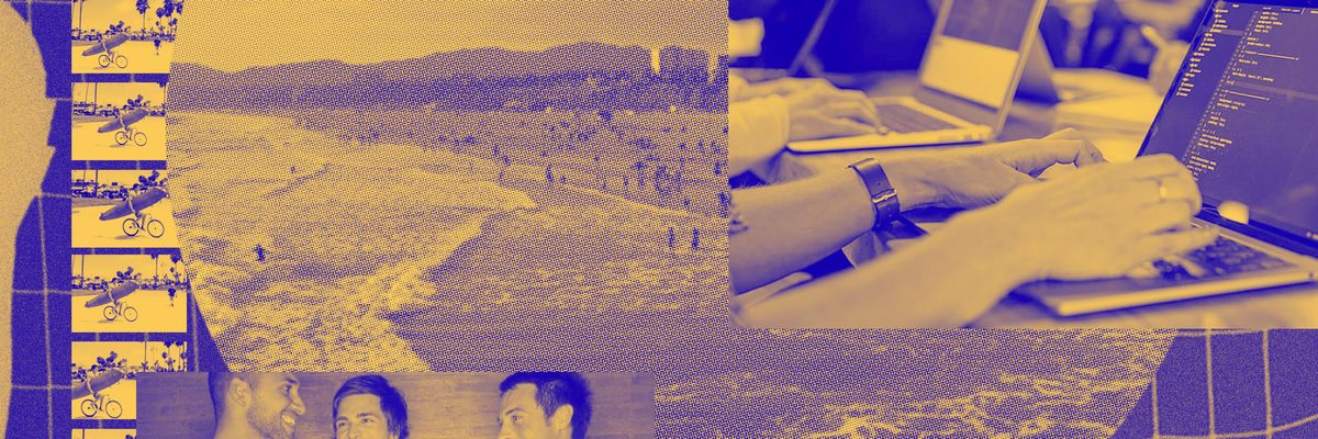 Sand, Sunglasses, Tech Bros: Has L.A. Outgrown the Name 'Silicon Beach'?