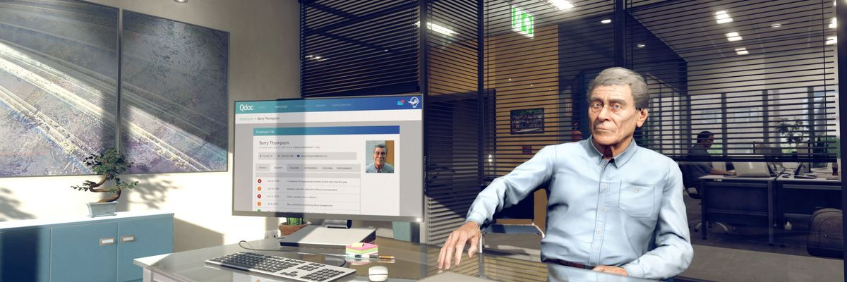 Barry's Not Sobbing: VR Training Platform Talespin Triples Funding