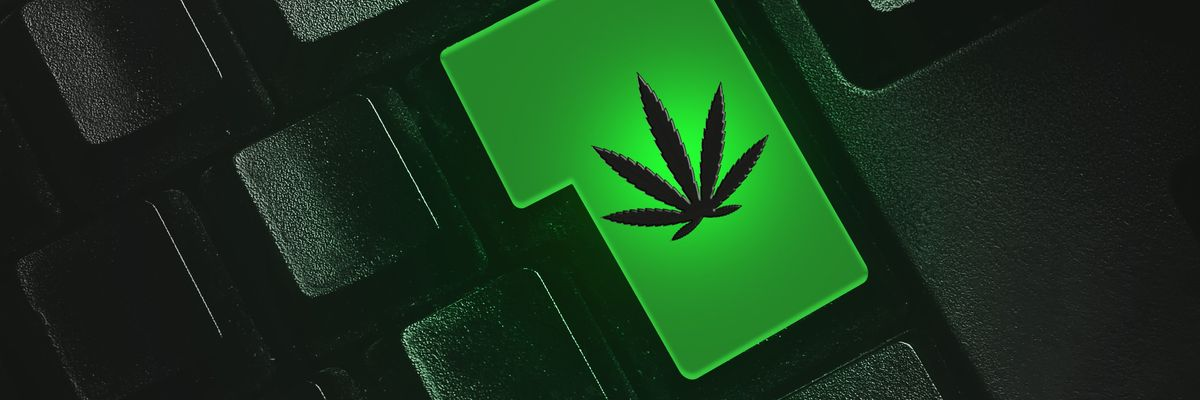 'We're Not Selling Weed, We're Selling Software': How Tech Gets Caught in Marijuana Laws