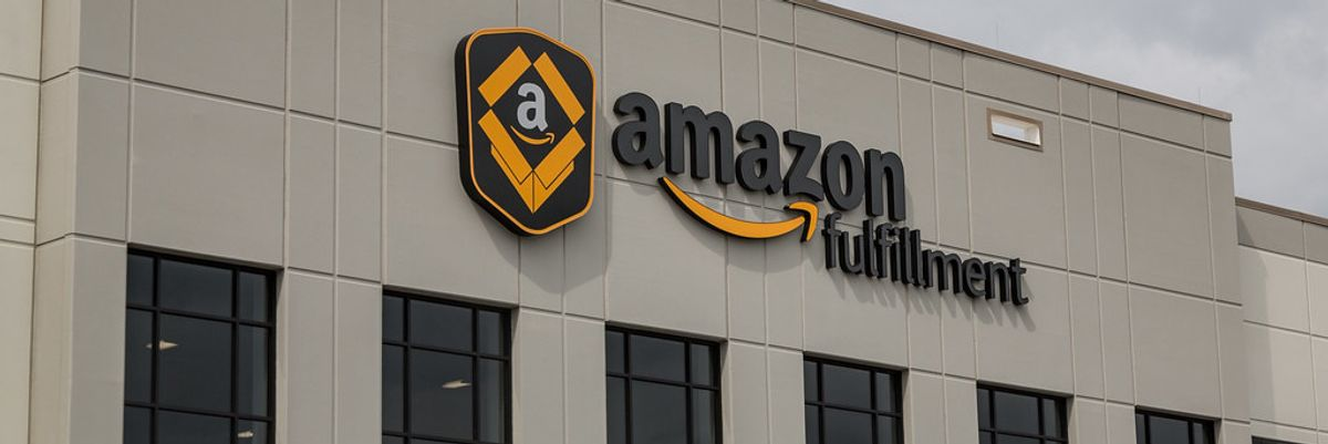 Amazon Fires Two Employees Who Called for Better Warehouse Conditions