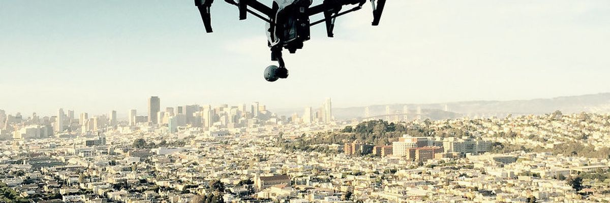 AirMap Will Help The FAA Design Its New Drone Tracking System