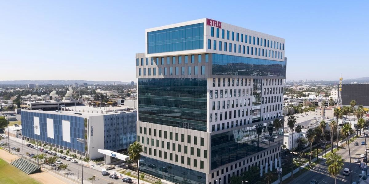 Netflix and Google Are Poised to Dominate L.A. After the Pandemic
