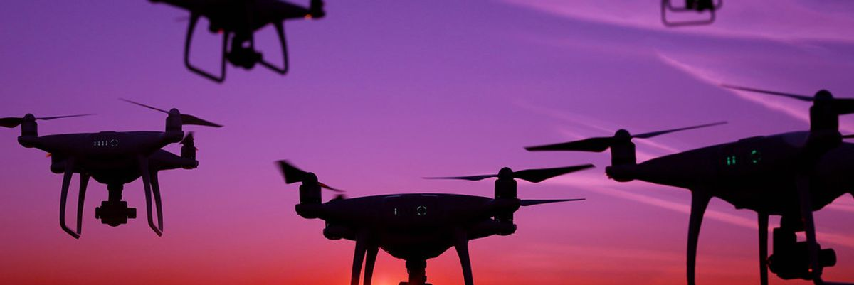 Column: Here's How the Commercial Drone Industry Can Prove Itself During the Pandemic