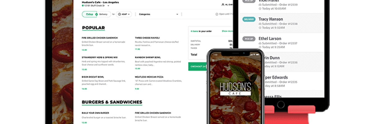 As Food Delivery Apps Struggle, Playa Vista-Based ChowNow Seizes The Moment
