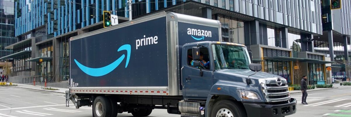 Warehouse Workers Sue Amazon Over COVID-19 Exposure After Death of an Employee's Relative
