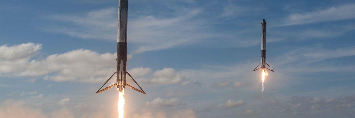 SpaceX Raises Its Biggest Round Yet, $1.9 Billion