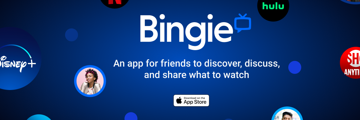 Bingie Launches to Help You Find and Discuss Your Favorite Shows