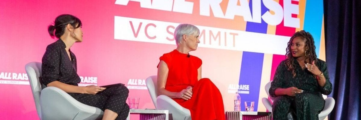 Tired of 'Manels'? All Raise's Database of Female, Non-Binary Speakers Hopes to Improve Tech & VC Panels