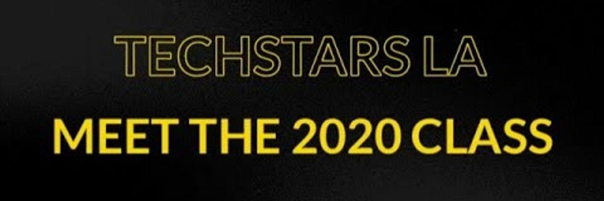 Watch Techstars LA's 2020 Class Demo Day