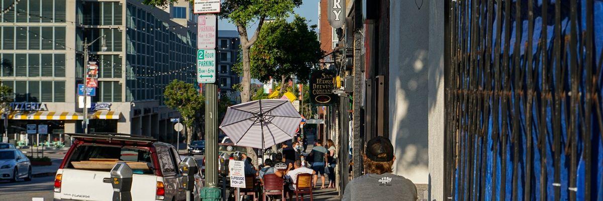 CityGrows Streamlines Permitting to Let Restaurants Open Outdoors