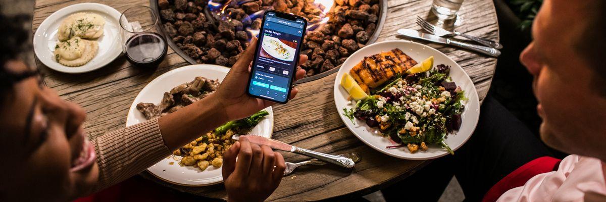 QR Codes Make a Comeback as Restaurants Go Contactless