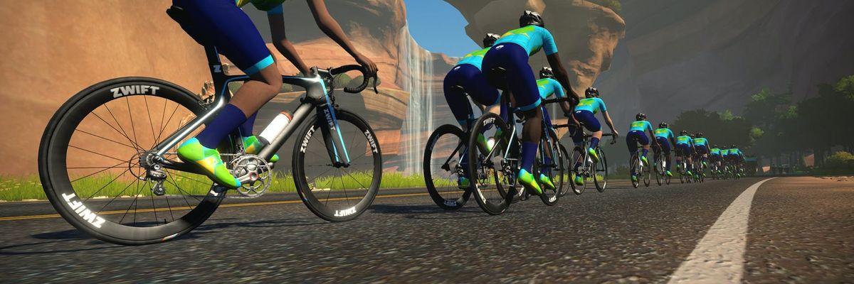 Zwift's Virtual Running, Biking Software Gets a Multimillion Dollar Lift