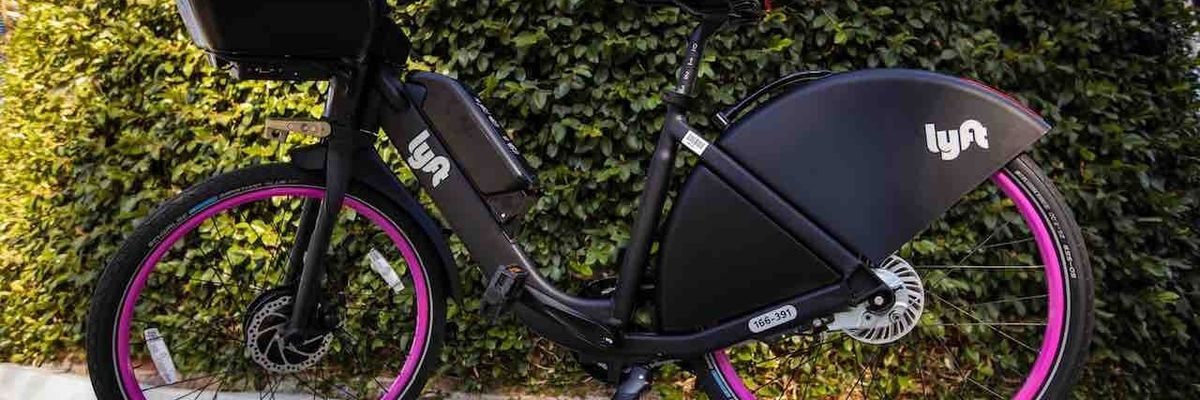 Lyft Launches E-Bike in Santa Monica as Micro-Mobility Surges After the Pandemic