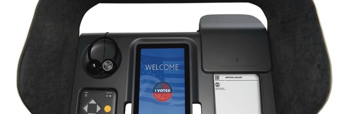 LA County is Tabulating Votes with QR Codes. Security Experts Think It's a Bad Idea