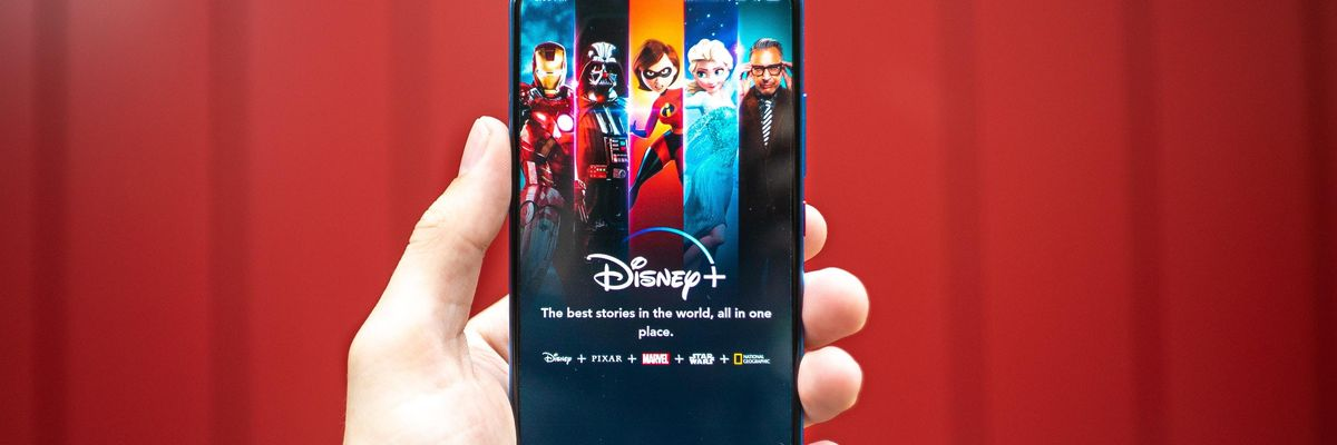 'We Stepped on the Throttle': Disney Plus Invests Big in Shows as Subscriptions Boom