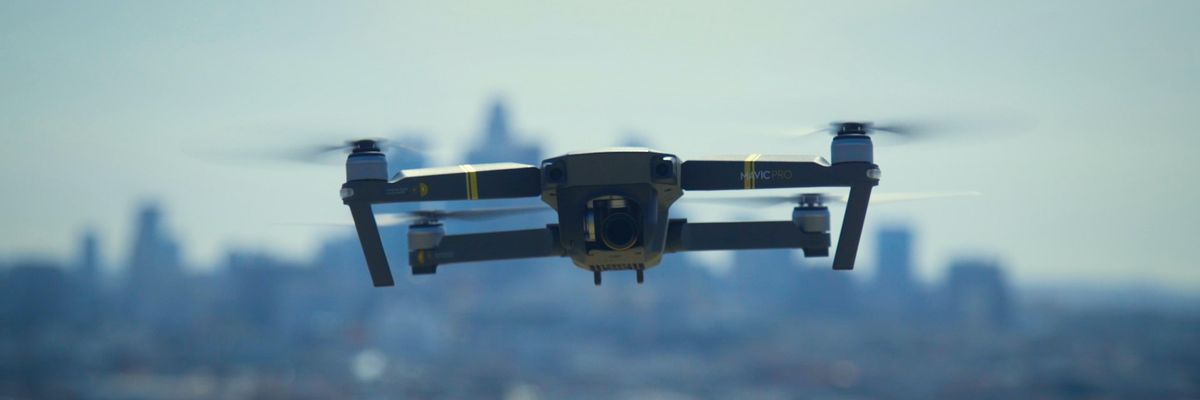 Delivery via Drone? LA Mayor Wants to Make it Happen by 2023