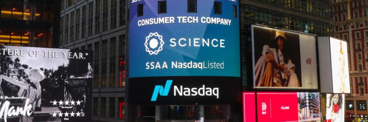 Science Inc. SPAC