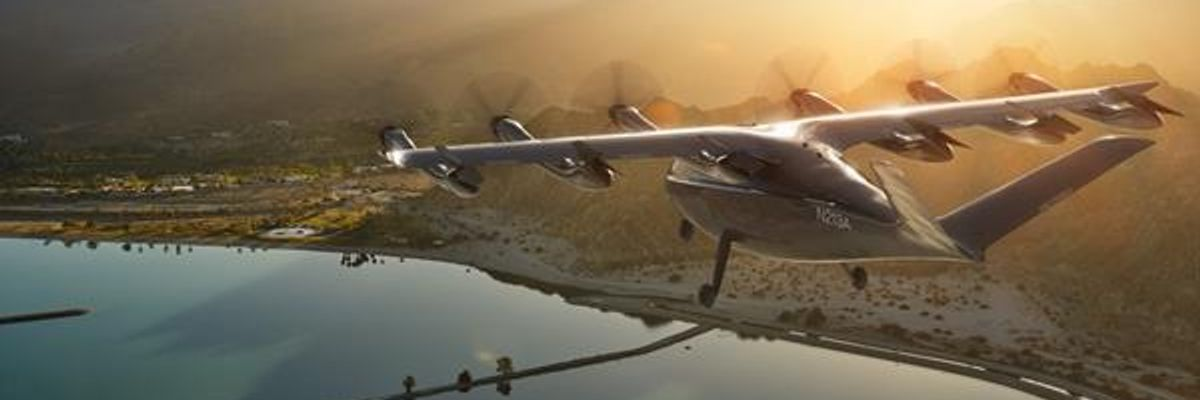 Archer Aviation Plans to Fly Electric Air Taxis Around LA by 2024