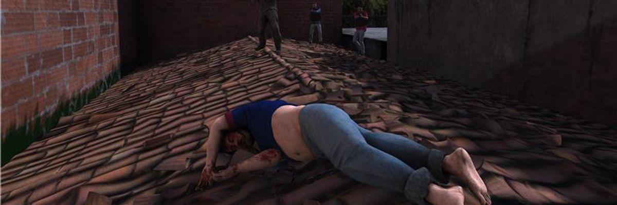 CrimeDoor True Crime App Releases AR Experience of Notorious BIG, Tupac Murder Scenes