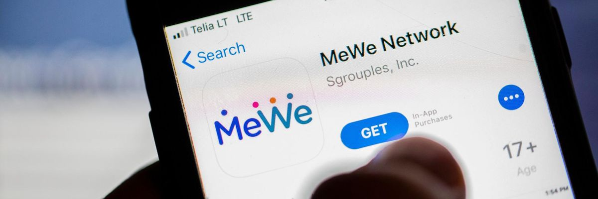 MeWe Billed Itself as the Anti-Facebook. Now It's Going Hollywood.