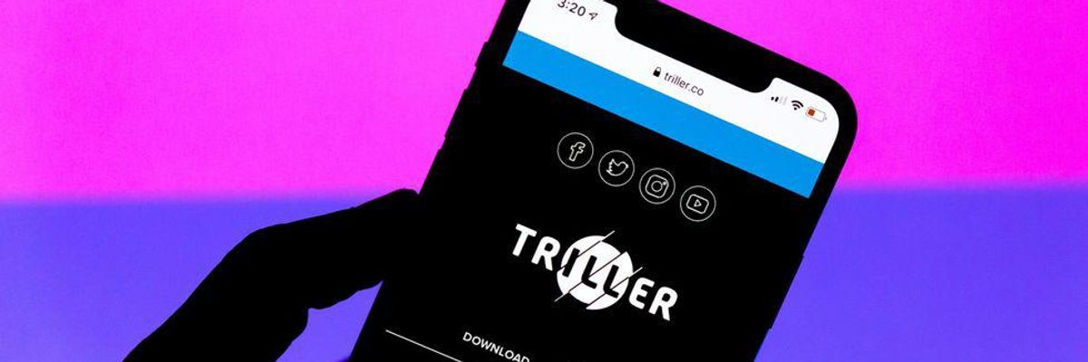 Triller Strikes Deal with Universal Music Group