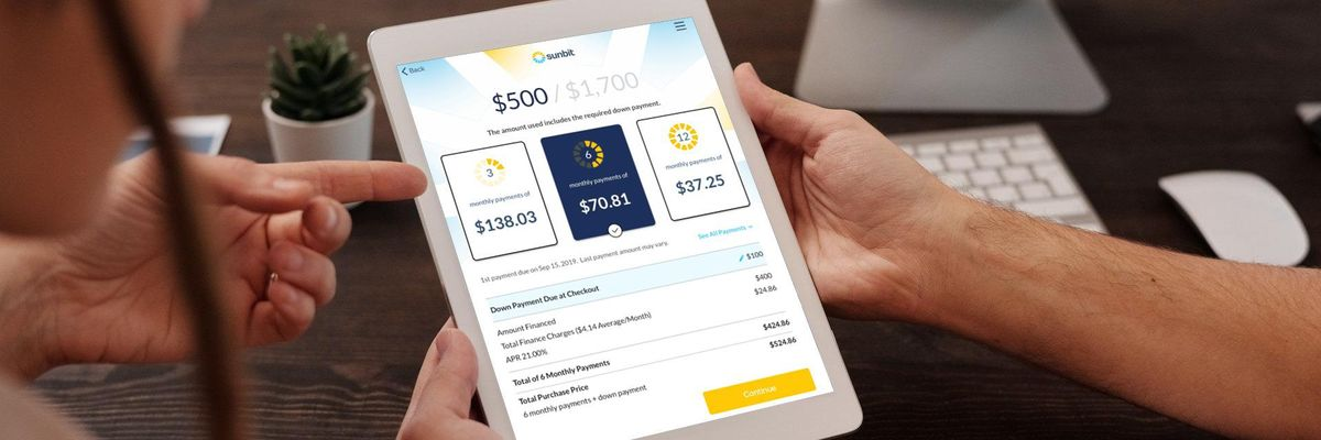 Sunbit Reaches Unicorn Status With Its Buy Now, Pay Later Platform