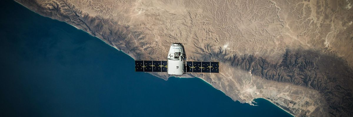How NASA  Satellite Images Could Influence  Climate Change Policy