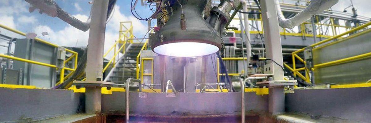 Flush with Cash, Rocket Maker Relativity Moves Into a Massive Long Beach Facility