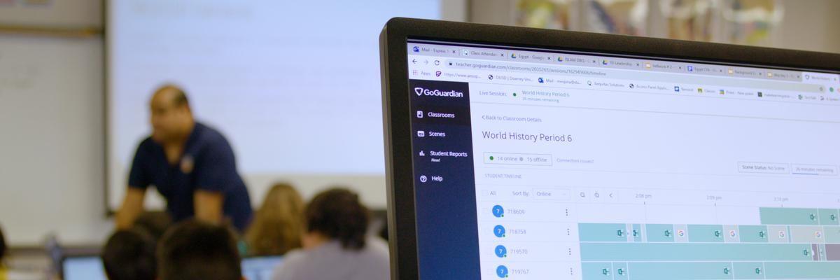 EdTech Startup GoGuardian Raises $200 Million, Despite Privacy Concerns