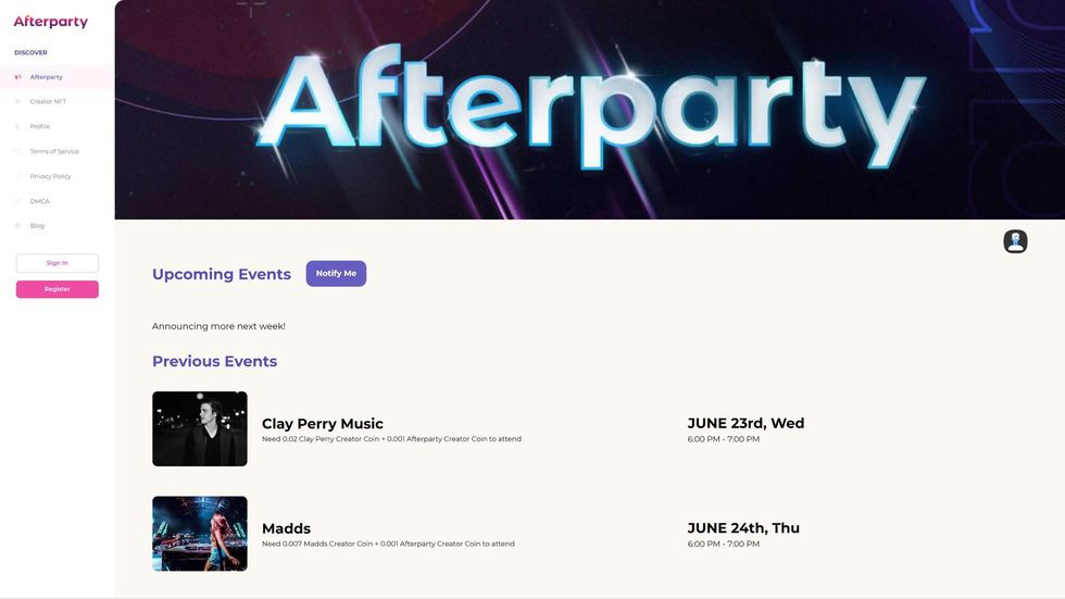 Afterparty.ai