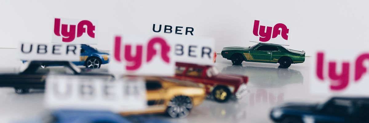 Stop! Go! After Back and Forth, Lyft and Uber Win Stay in California