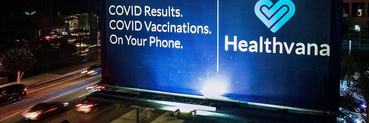 LA County Android Users Can Now Access Their Vaccination Records