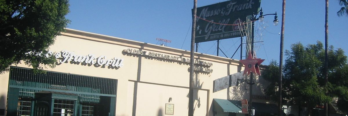 Storied Musso & Frank's Survived the Spanish Flu Pandemic, Now It's Filing Suit to Survive COVID-19