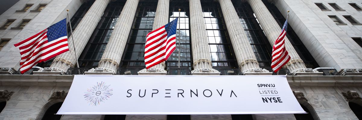 Column: Why SPACs Are Today's Best Option for an IPO